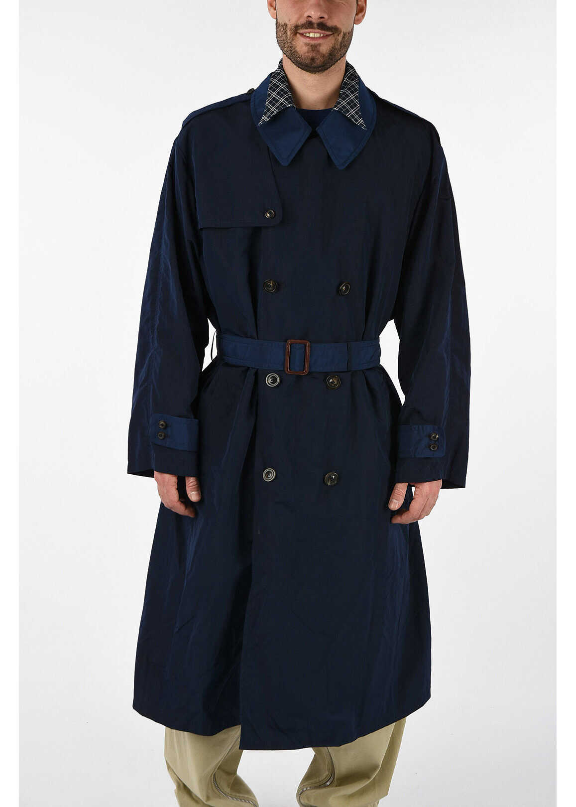 MM14 Tech Trench Coat with Shirt thumbnail