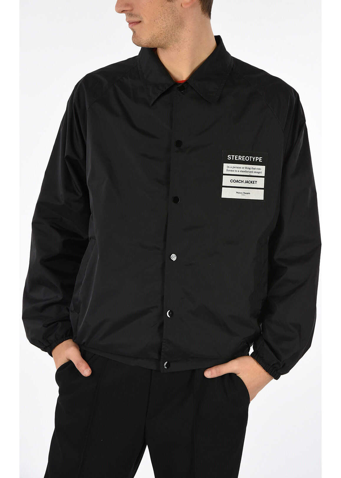 """MM10 """"STEREOTYPE"""" Coach Jacket"""