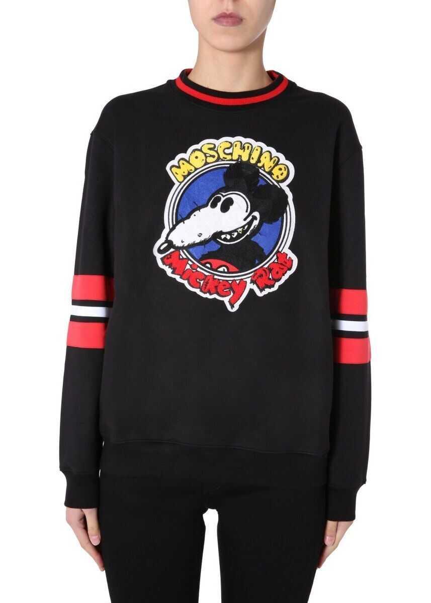 Moschino Sweatshirt BLACK