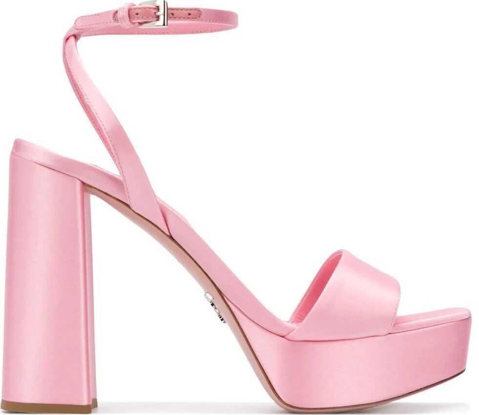 Prada Viscose Sandals PINK