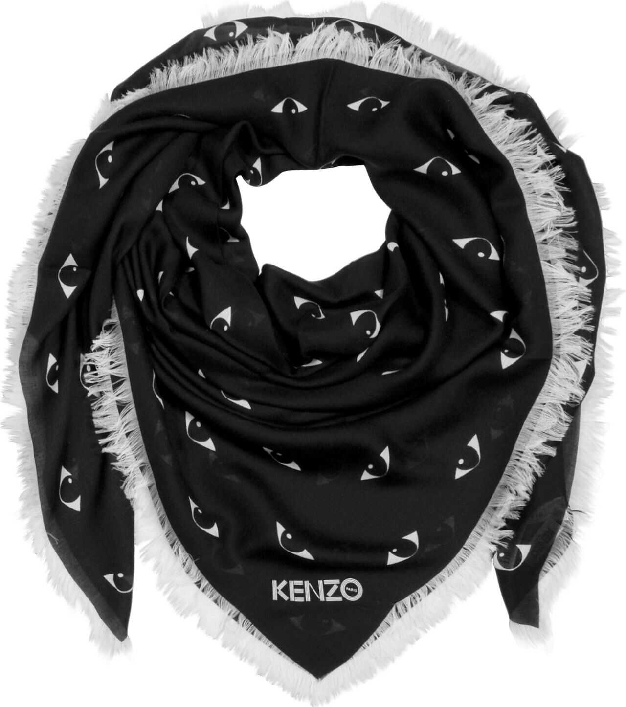 Kenzo Modal Foulard BLACK