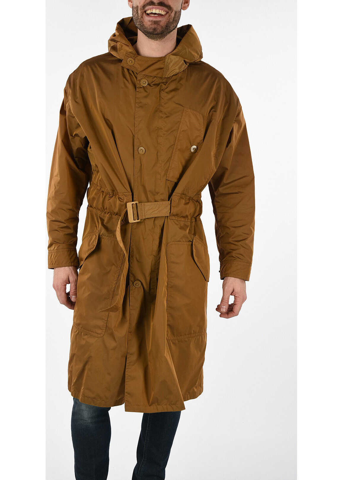 Hooded Raincoat thumbnail