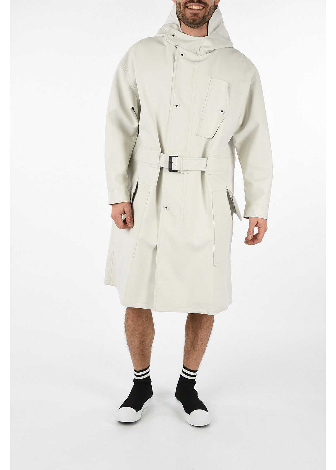 Coated Trench with Hood thumbnail