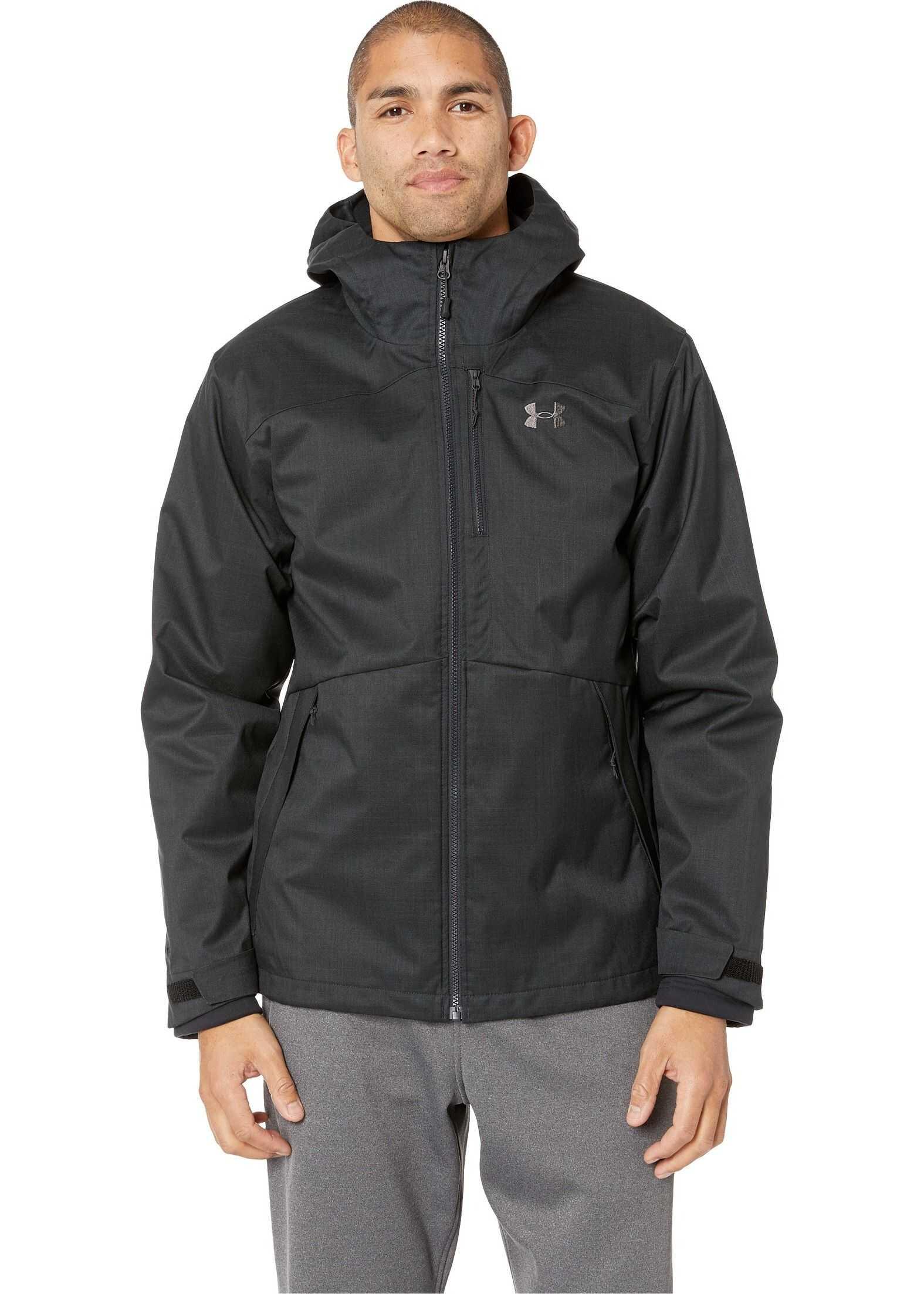 Under Armour UA Porter 3-in-1 Jacket Black/Black/Charcoal