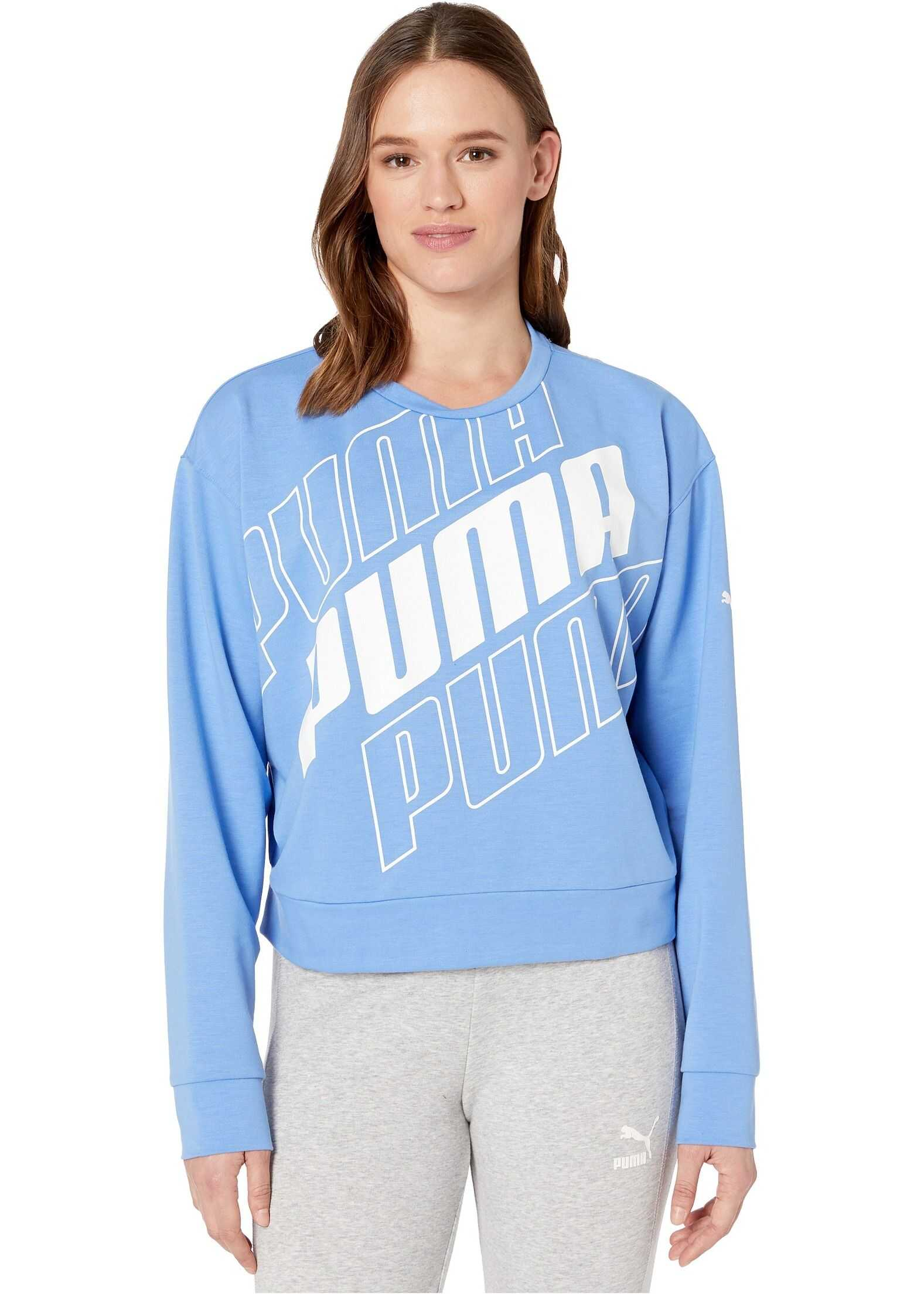 PUMA Modern Sport Crew Sweatshirt Ultramarine