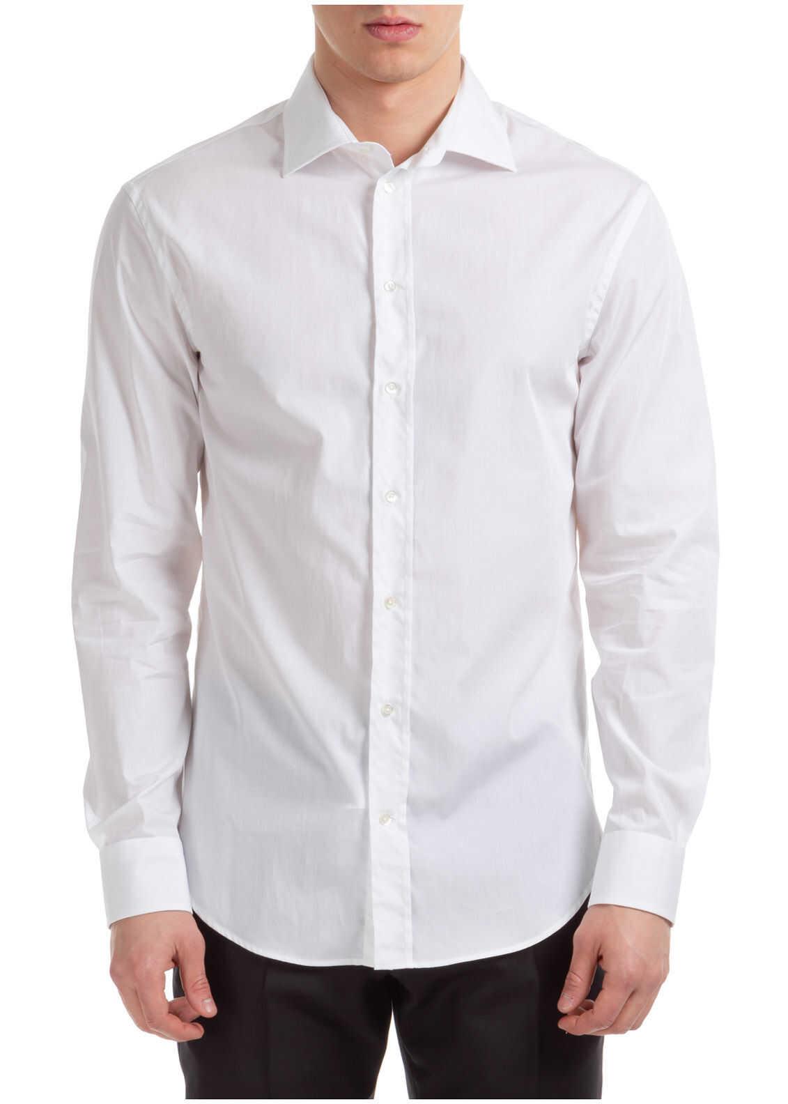 Emporio Armani Modern Fit White imagine
