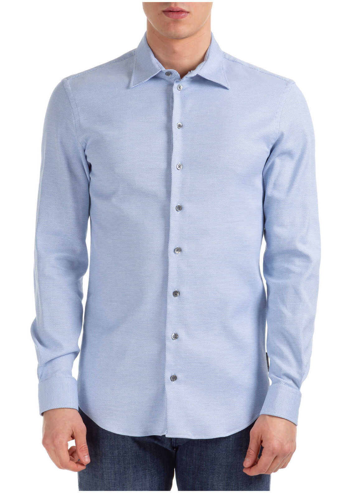 Emporio Armani Dress Shirt Light blue