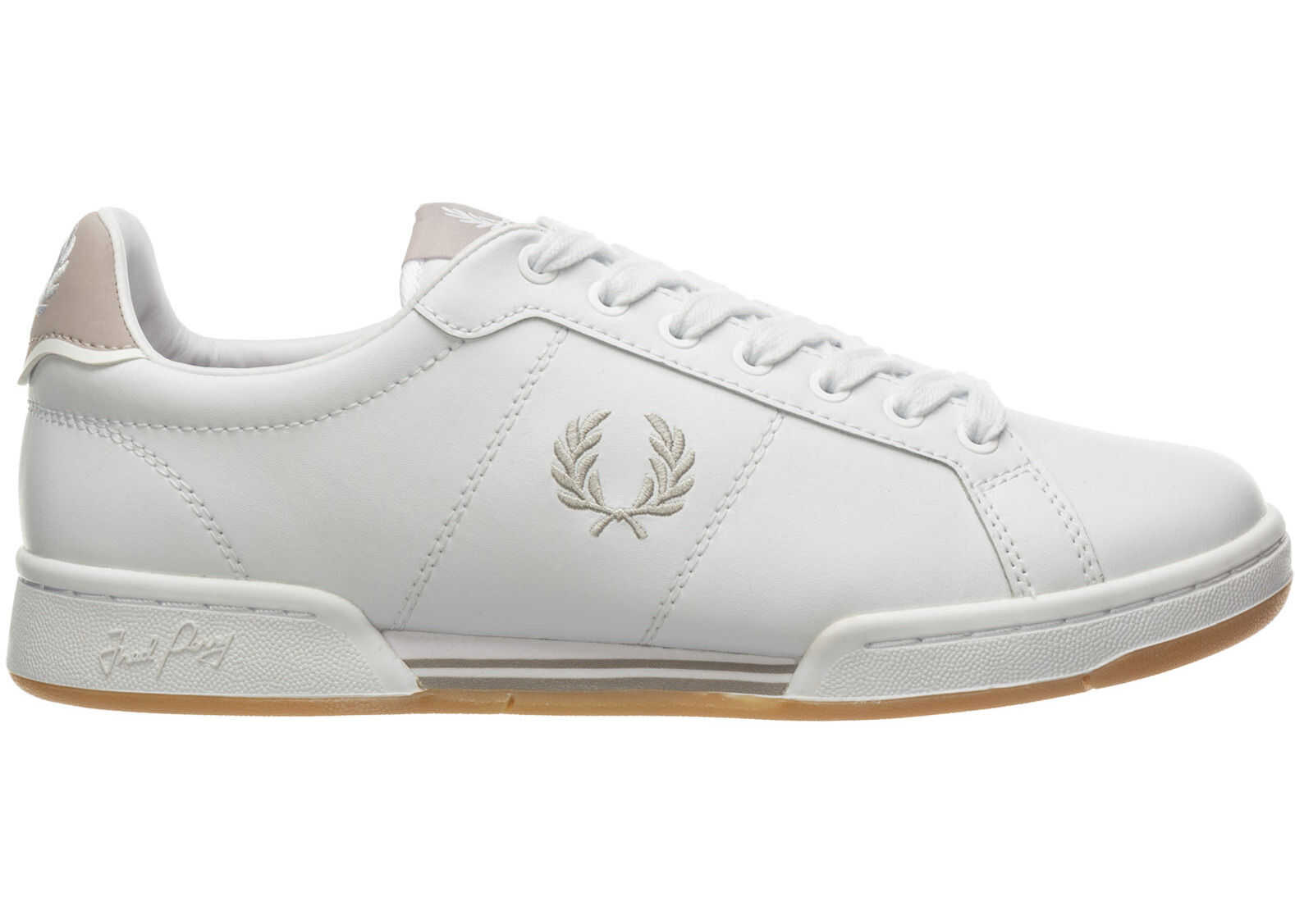 Fred Perry Sneakers B722 White