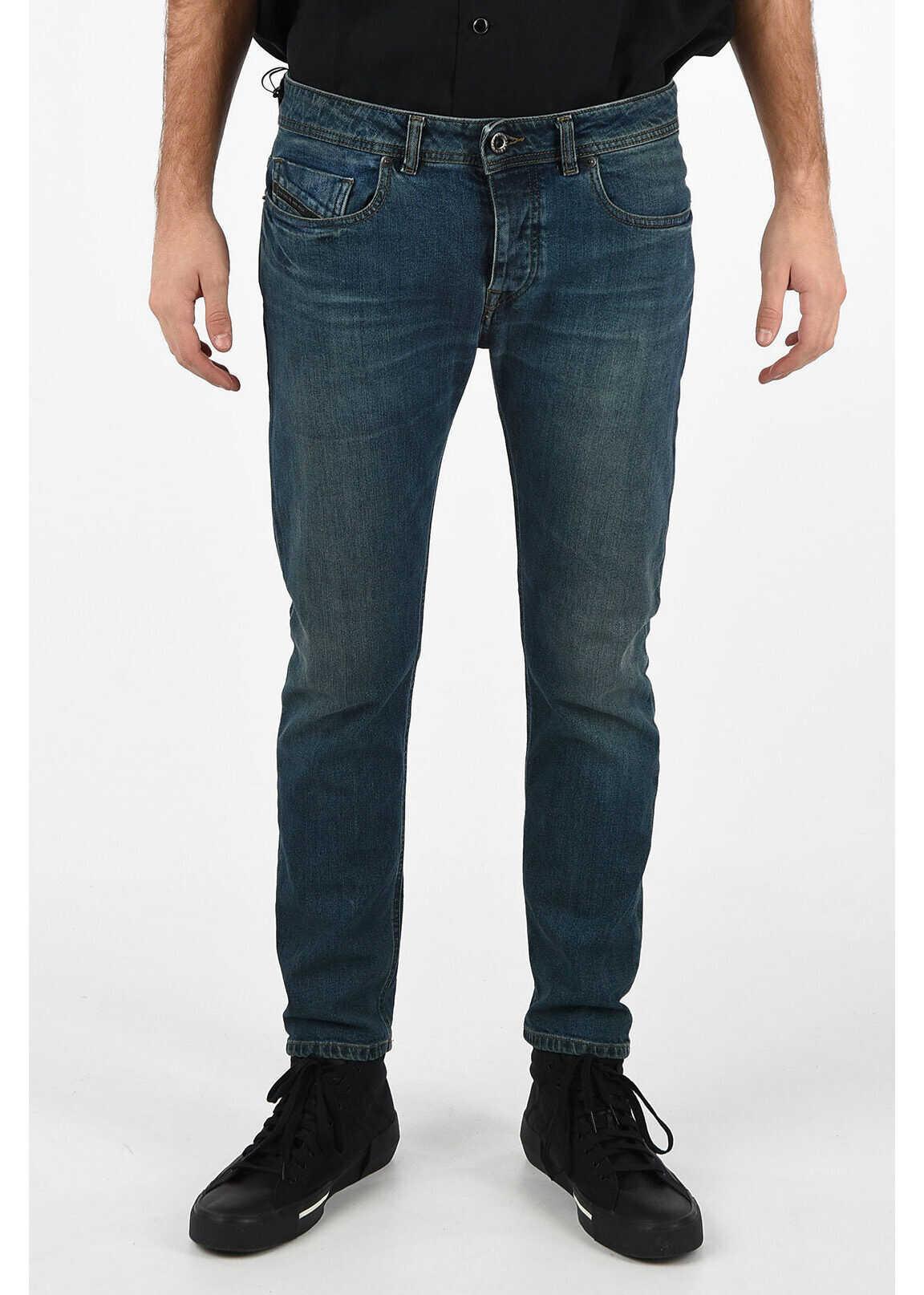 BLACK GOLD 17cm skinny fit TYPE-214 Jeans thumbnail