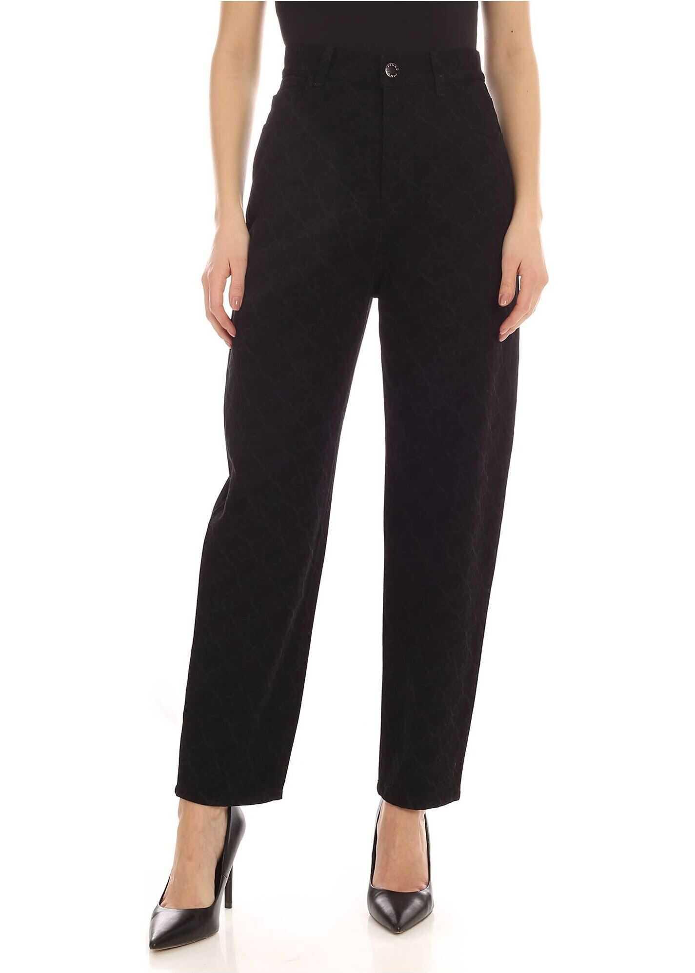 Pinko Susie Jeans In Black Black