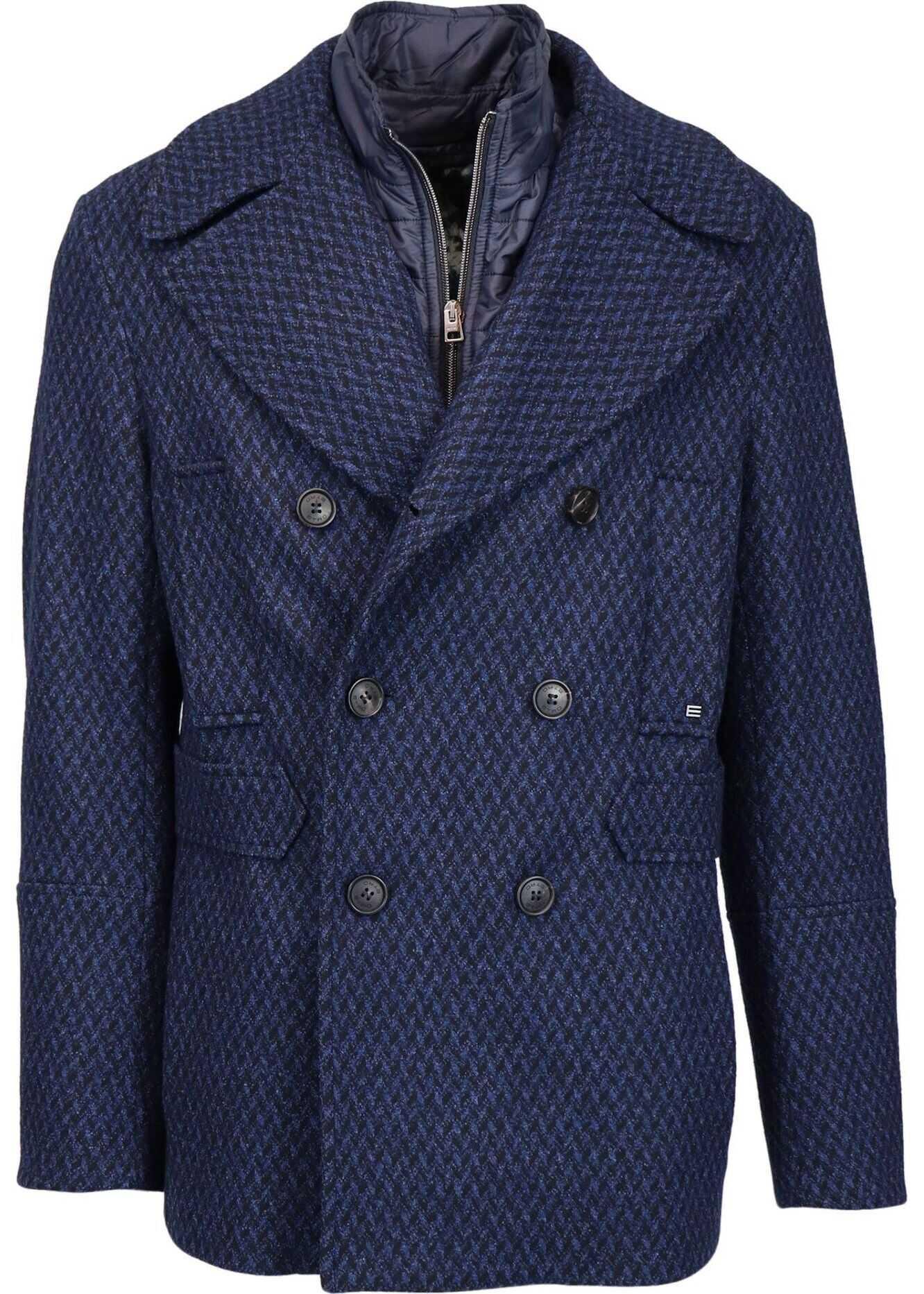 ETRO Wool Coat thumbnail
