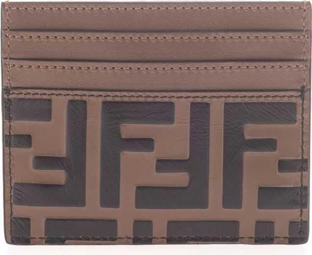 Fendi Leather Card Holder thumbnail