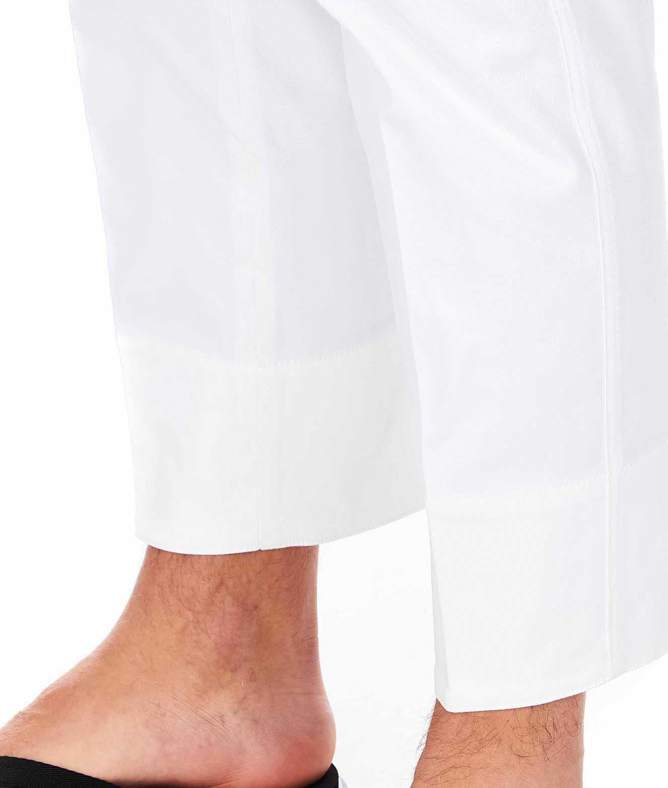 DSQUARED2 Chino-Style Jeans White