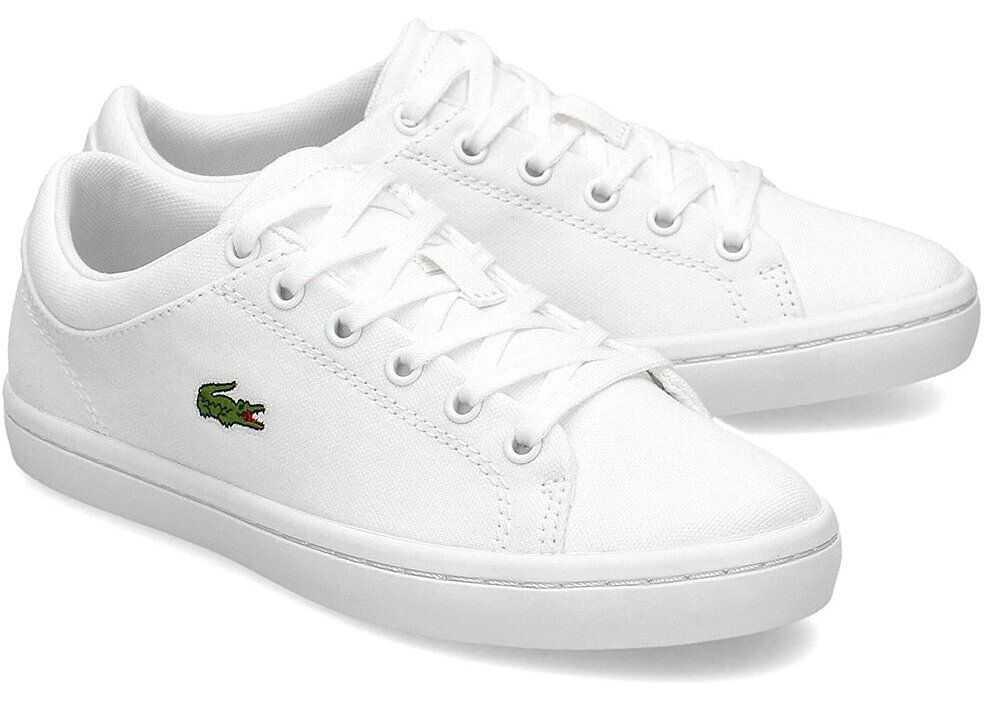 Lacoste Straightset Bl Biały