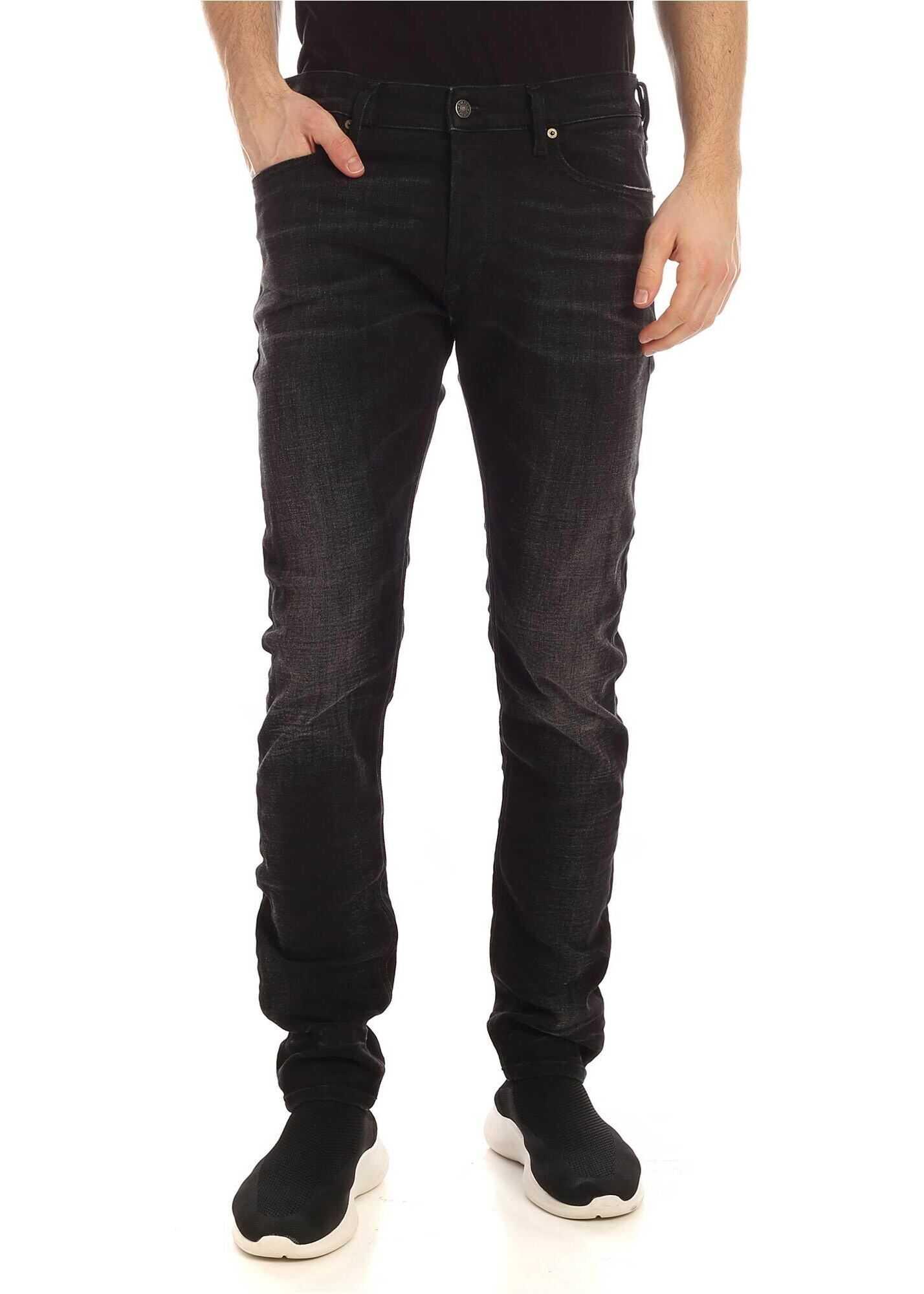 Tepphar-X Jeans In Black thumbnail