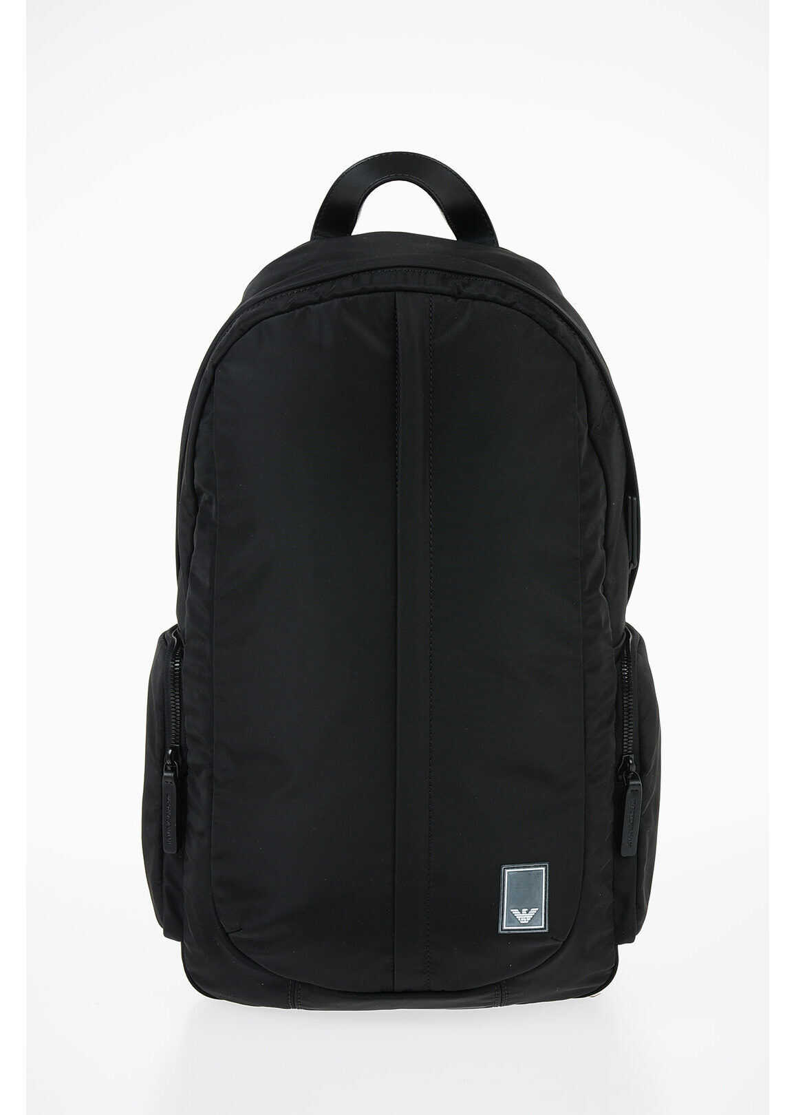 Armani EMPORIO Nylon Backpack BLACK