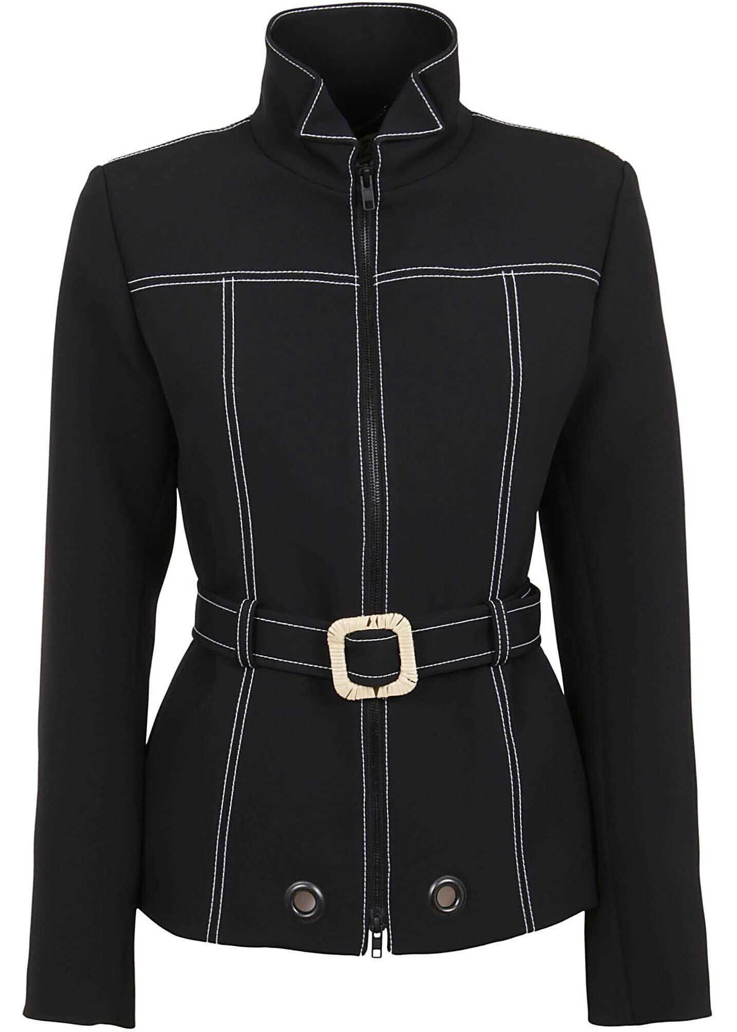 Kenzo Polyester Jacket BLACK