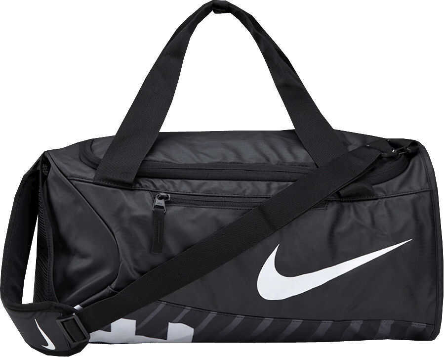 Nike Brasilia S Duffel 9.0 Black imagine b-mall.ro