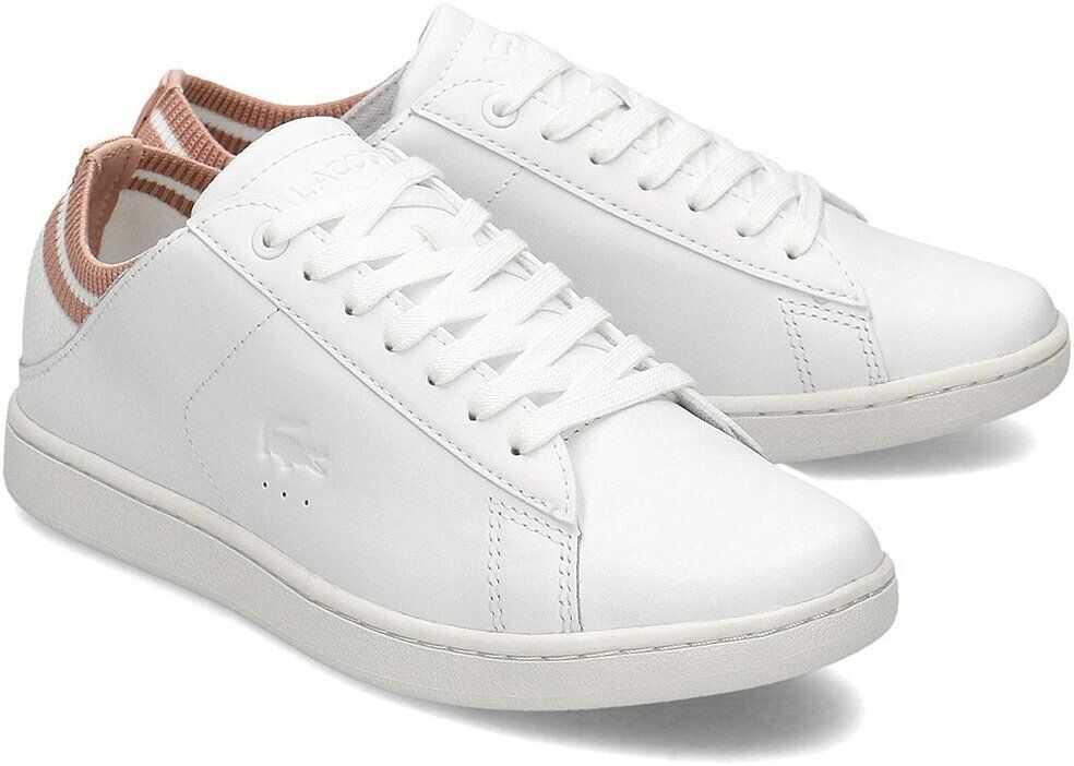 Lacoste Carnaby Evo Duo 120 Biały