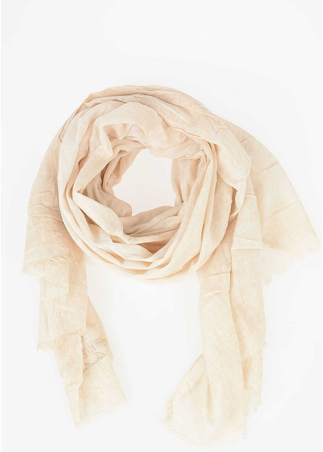 CORNELIANI Cotton Scarf* BEIGE