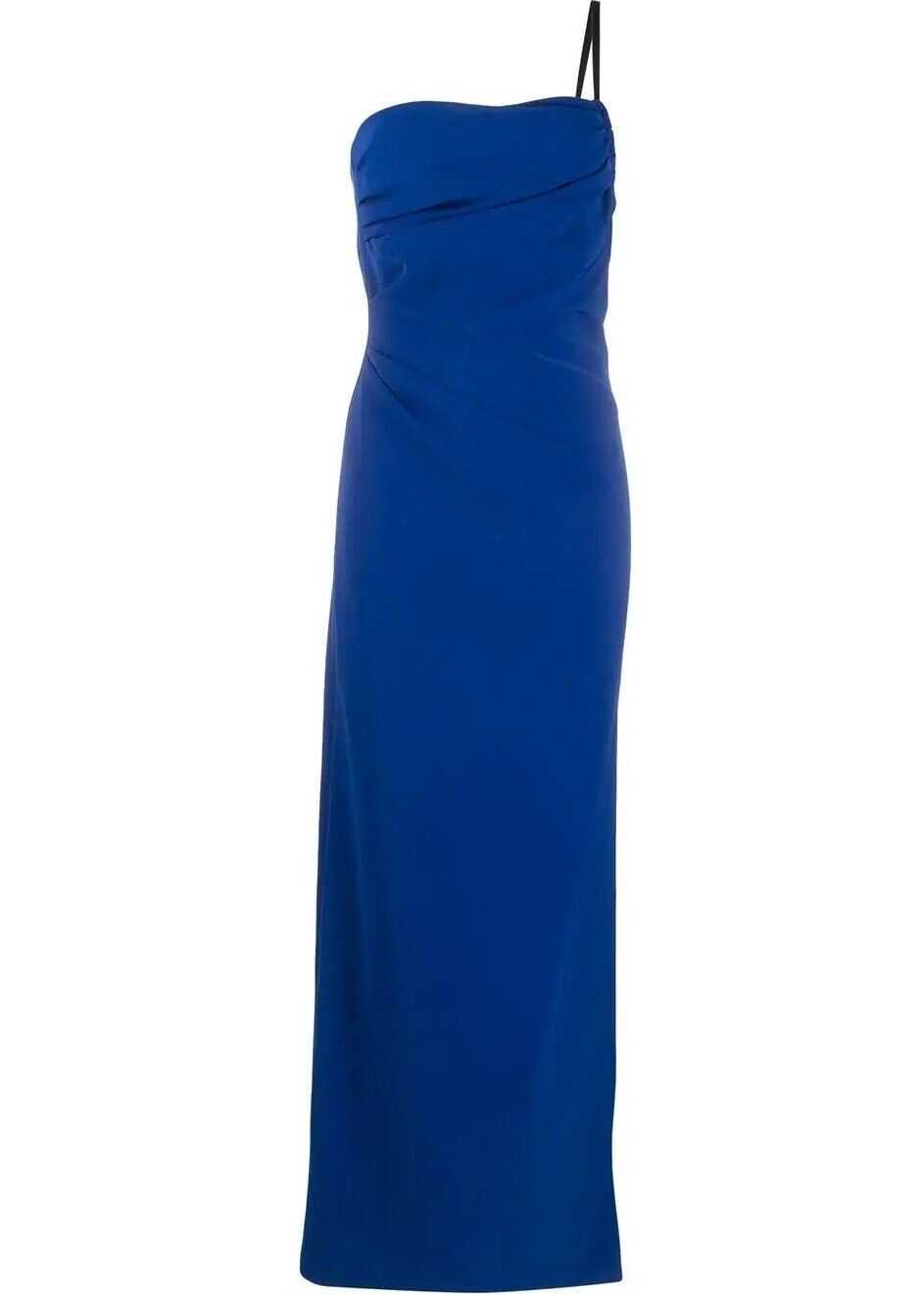 LOVE Moschino Polyester Dress BLUE