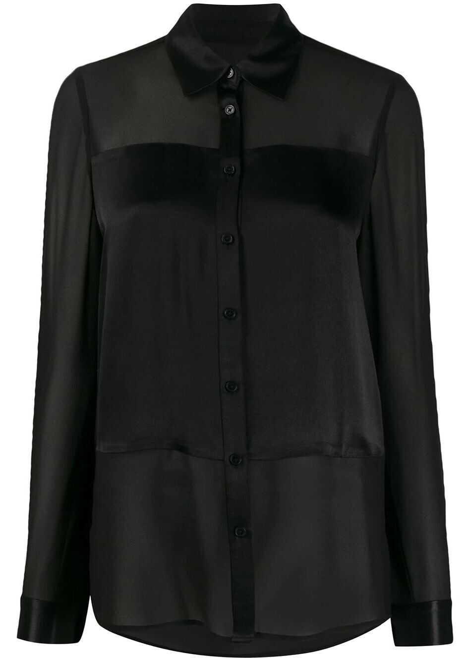 Michael Kors Viscose Shirt BLACK