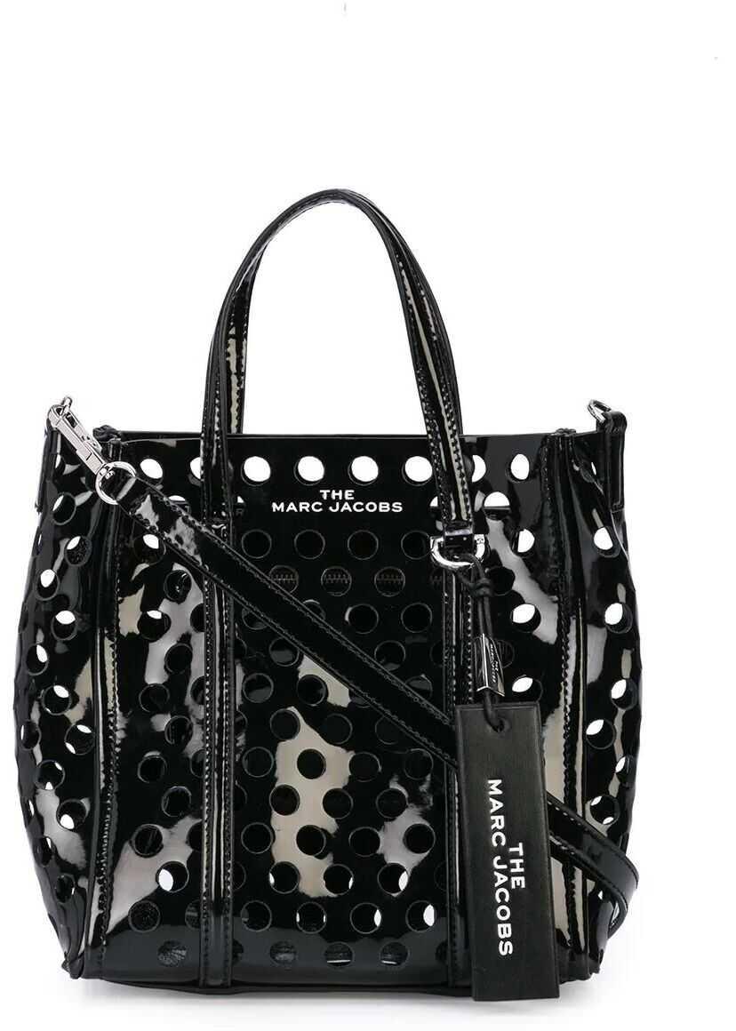 Marc Jacobs Leather Handbag BLACK