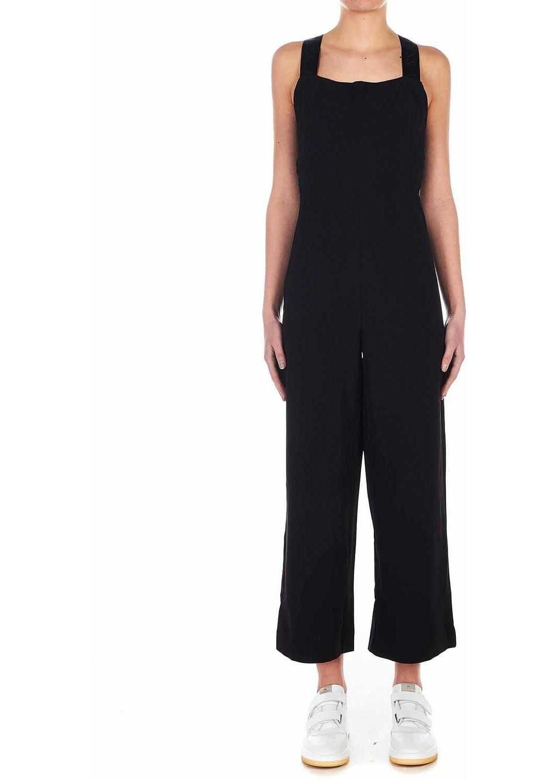 GUESS Overall Black