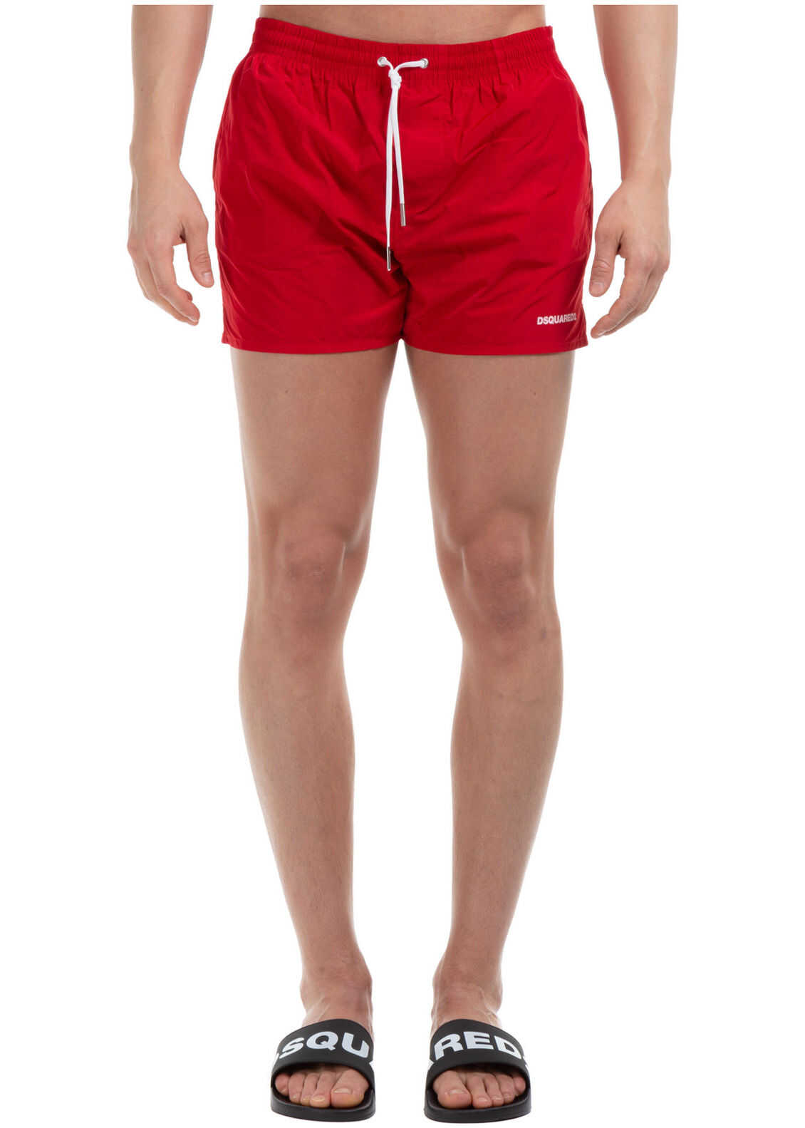 DSQUARED2 Trunks Swimsuit Red