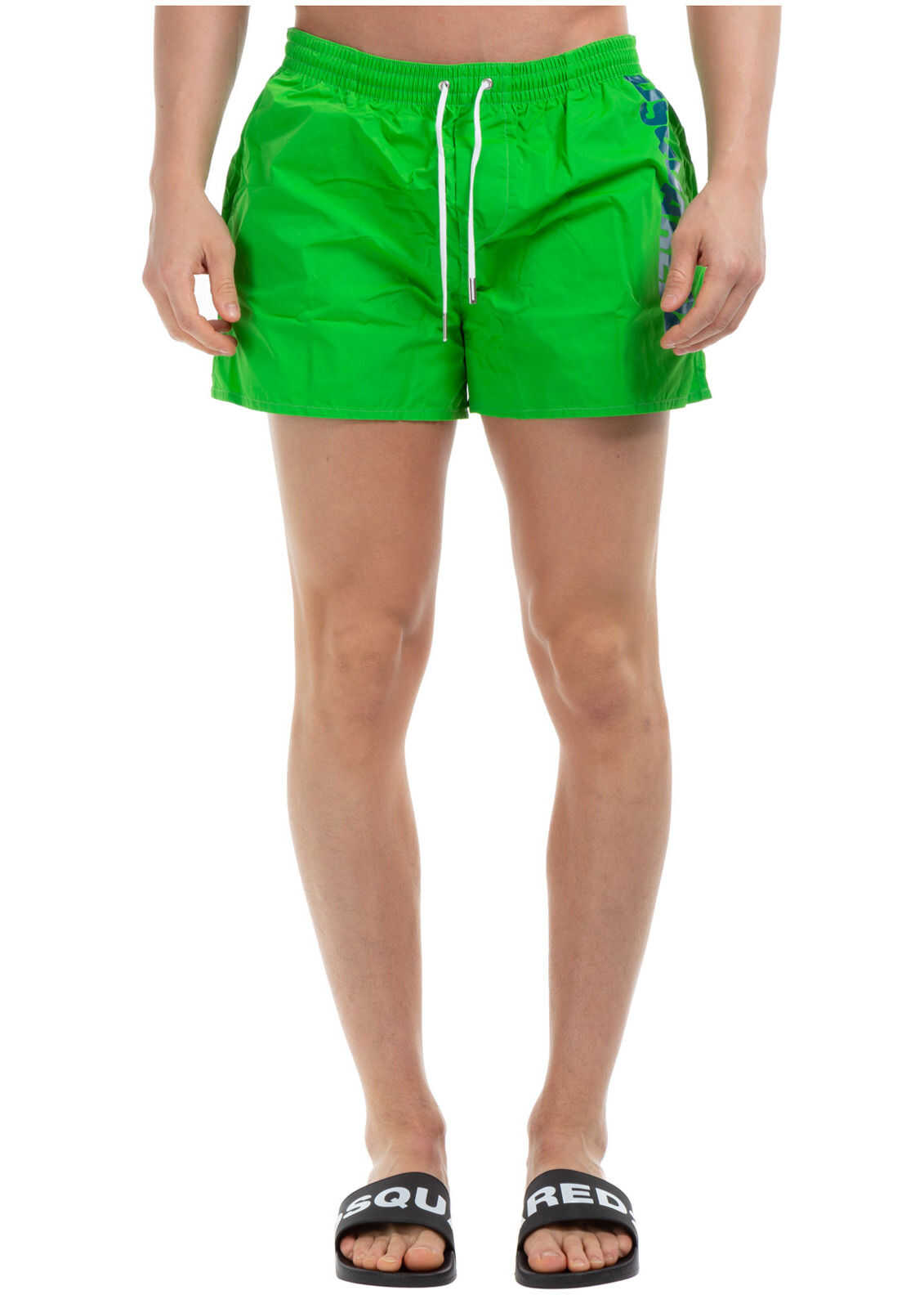DSQUARED2 Trunks Swimsuit Green