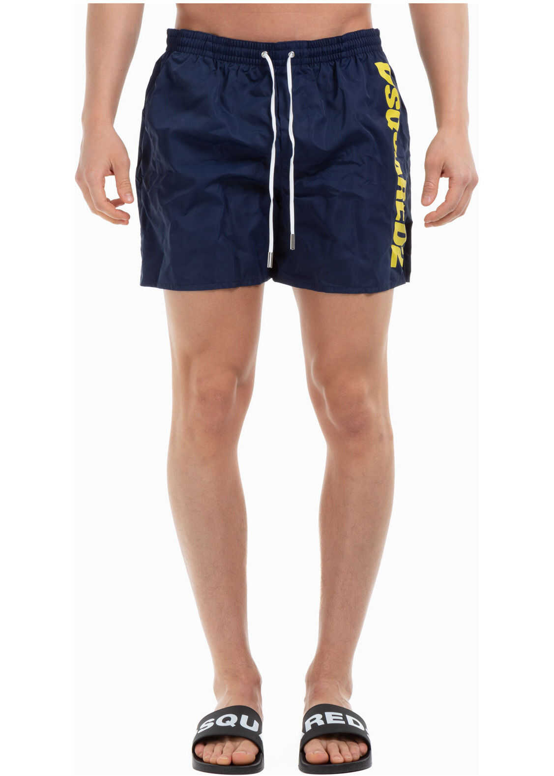 DSQUARED2 Trunks Swimsuit Blue