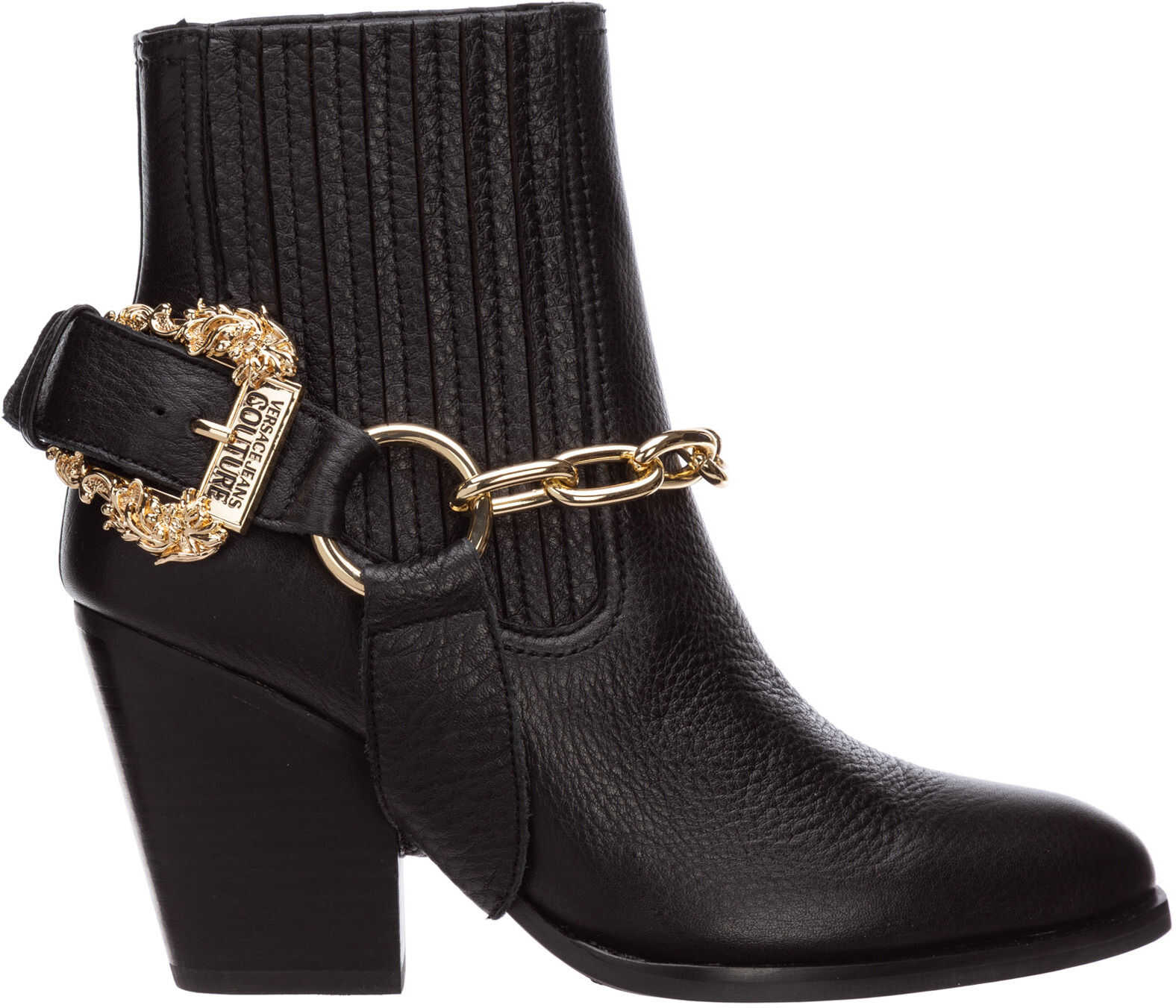 Versace Jeans Couture Boots Booties Black