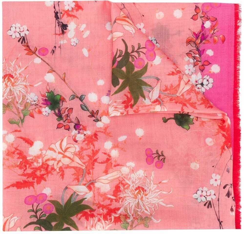Givenchy Cashmere Foulard PINK