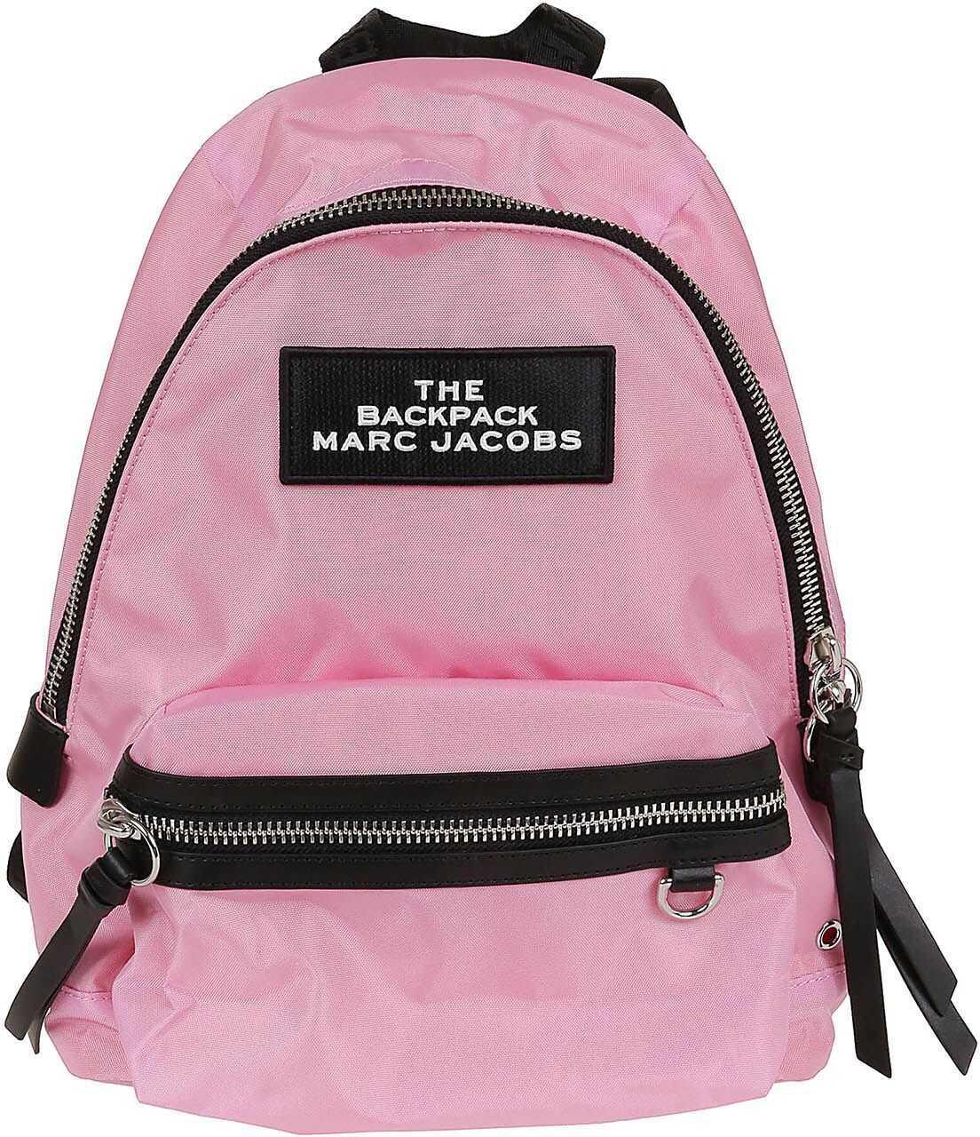 Marc Jacobs Polyamide Backpack PINK