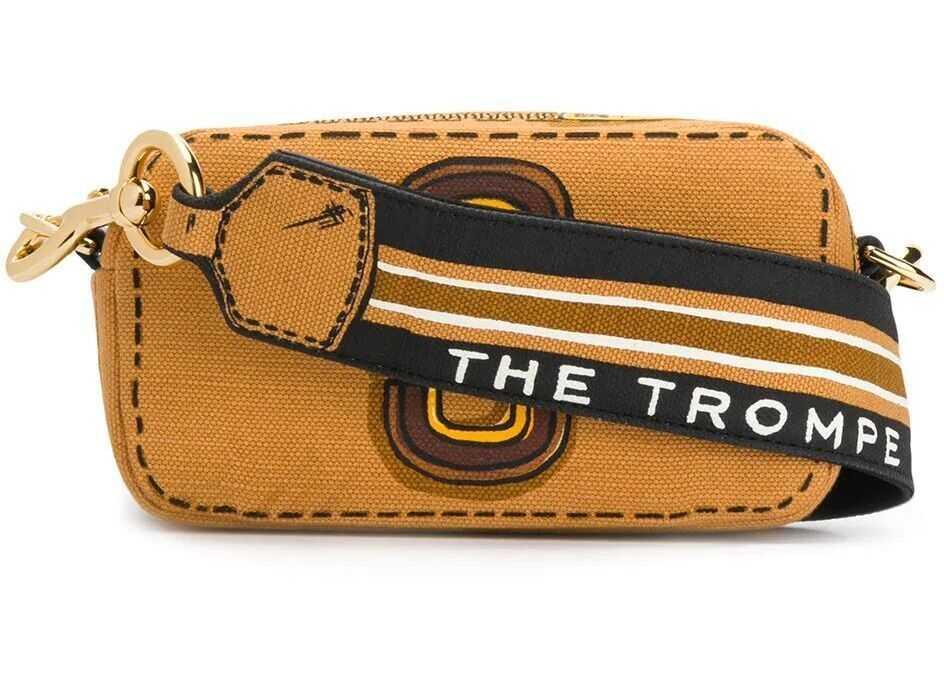 Marc Jacobs Synthetic Fibers Shoulder Bag BROWN