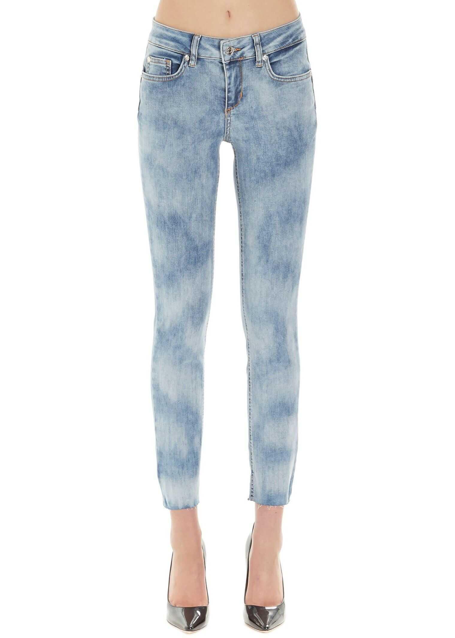 Liu Jo Cotton Jeans LIGHT BLUE