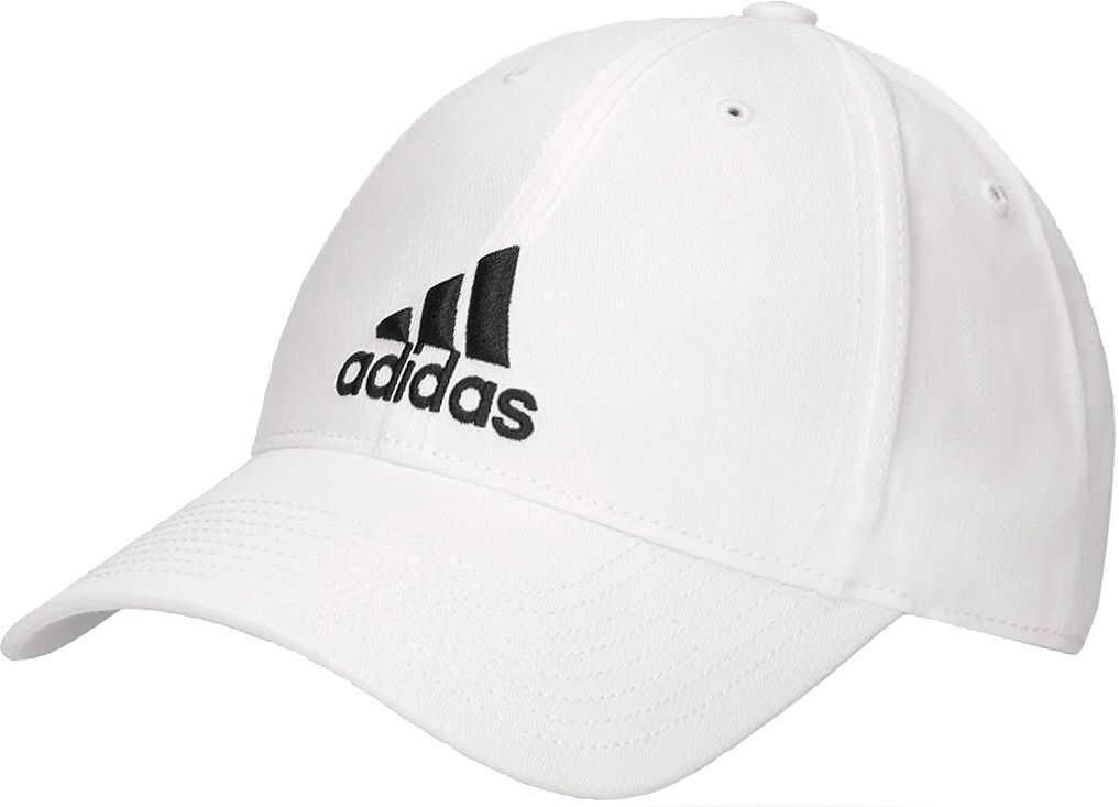 adidas 6P Classic Cap White