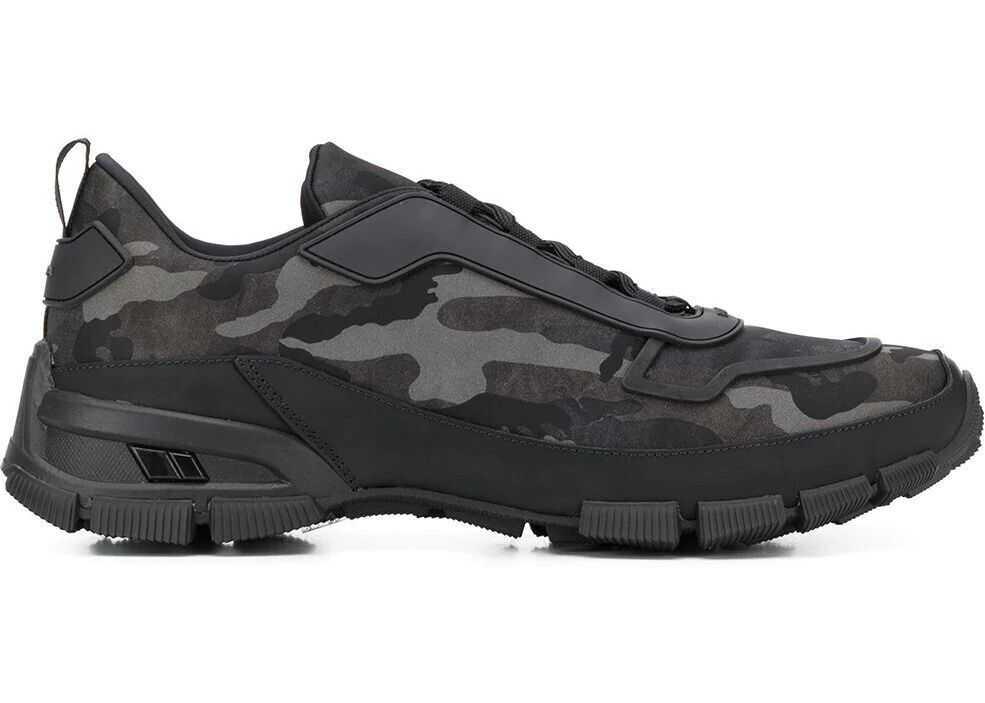 Prada Polyamide Sneakers GREY
