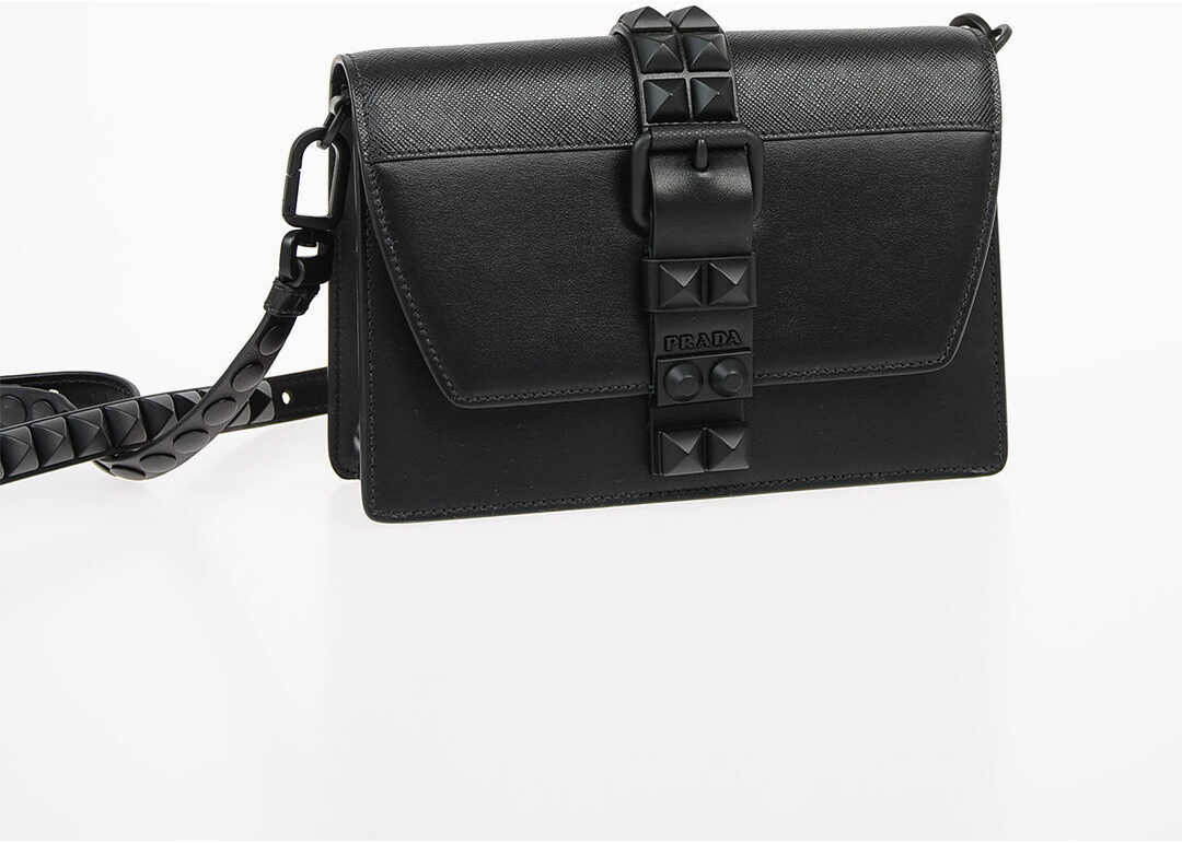 Leather ELEKTRA Mini Shoulder Bag thumbnail