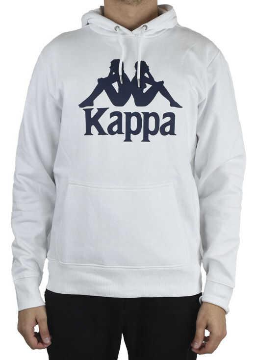 Kappa Taino Hooded White imagine