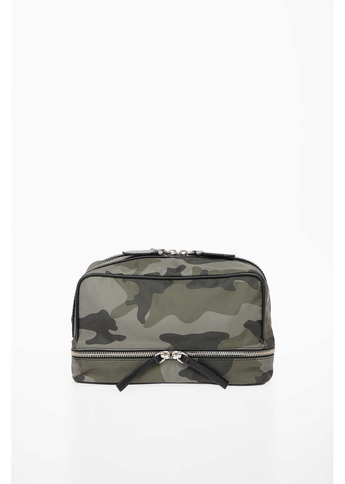 Camouflage DIAGONAL ZIP Wash bag thumbnail