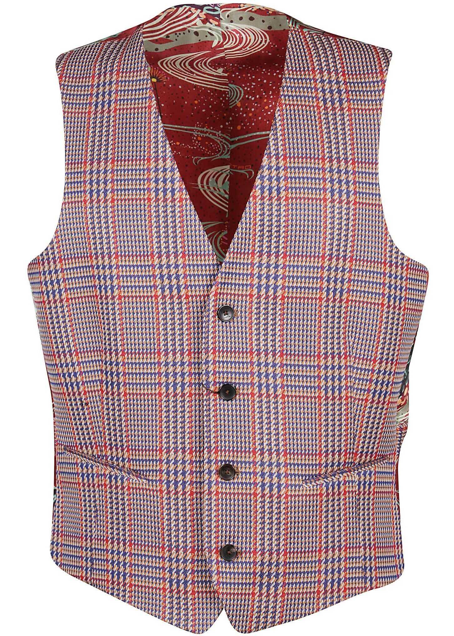 ETRO Cotton Vest thumbnail