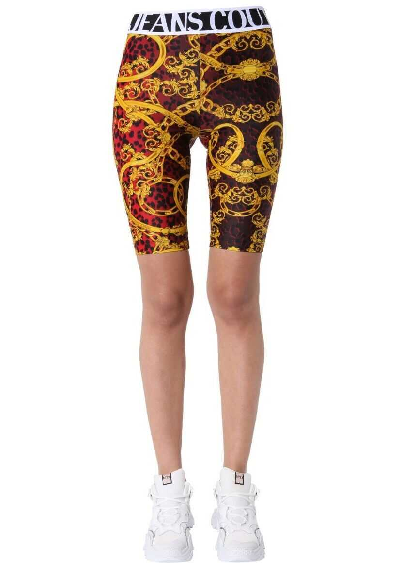 Versace Jeans Polyamide Shorts RED