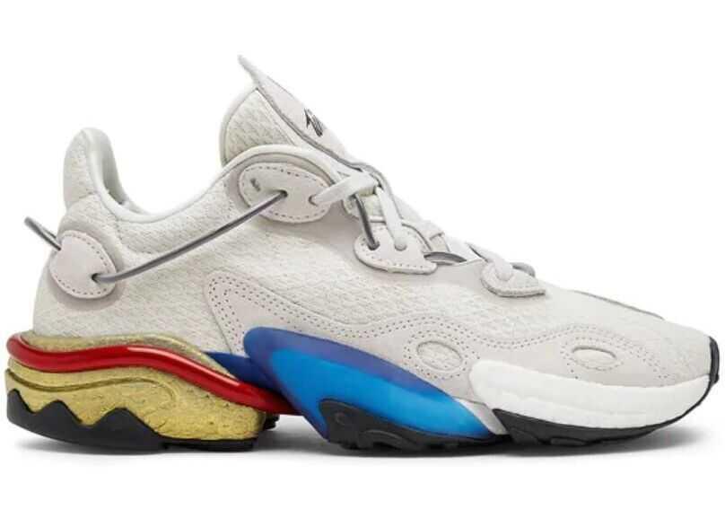 adidas Synthetic Fibers Sneakers GREY