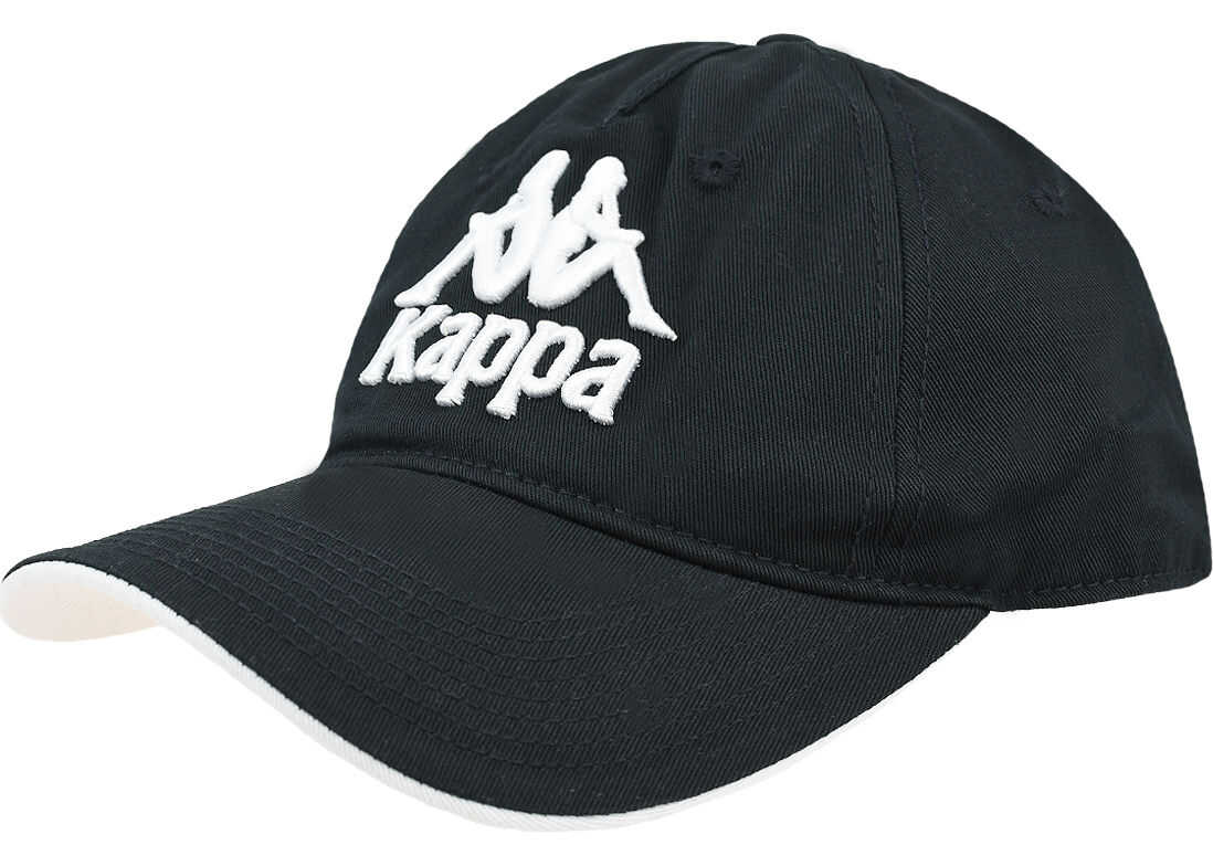 Kappa Vendo Cap Black