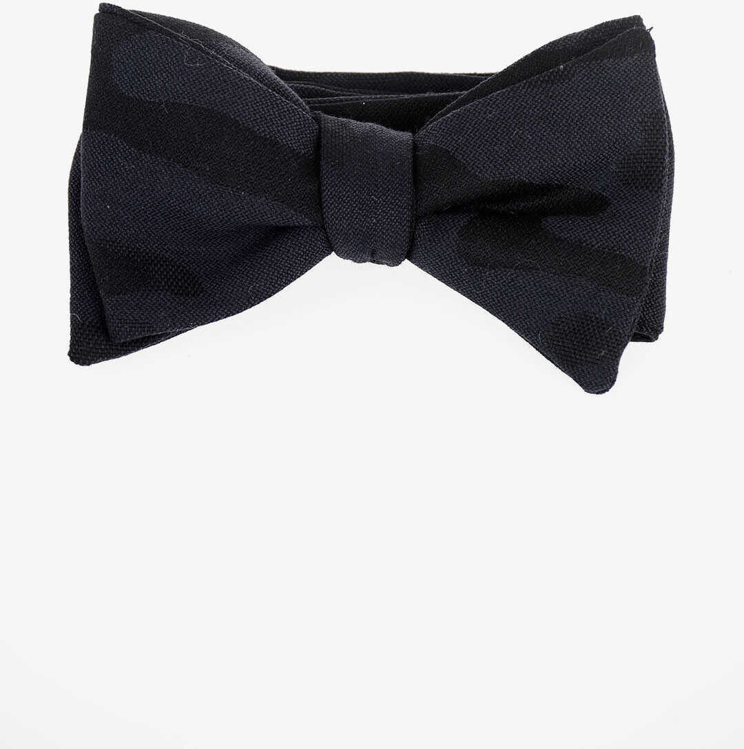 Wool JAPANESE Camouflage Bowtie thumbnail