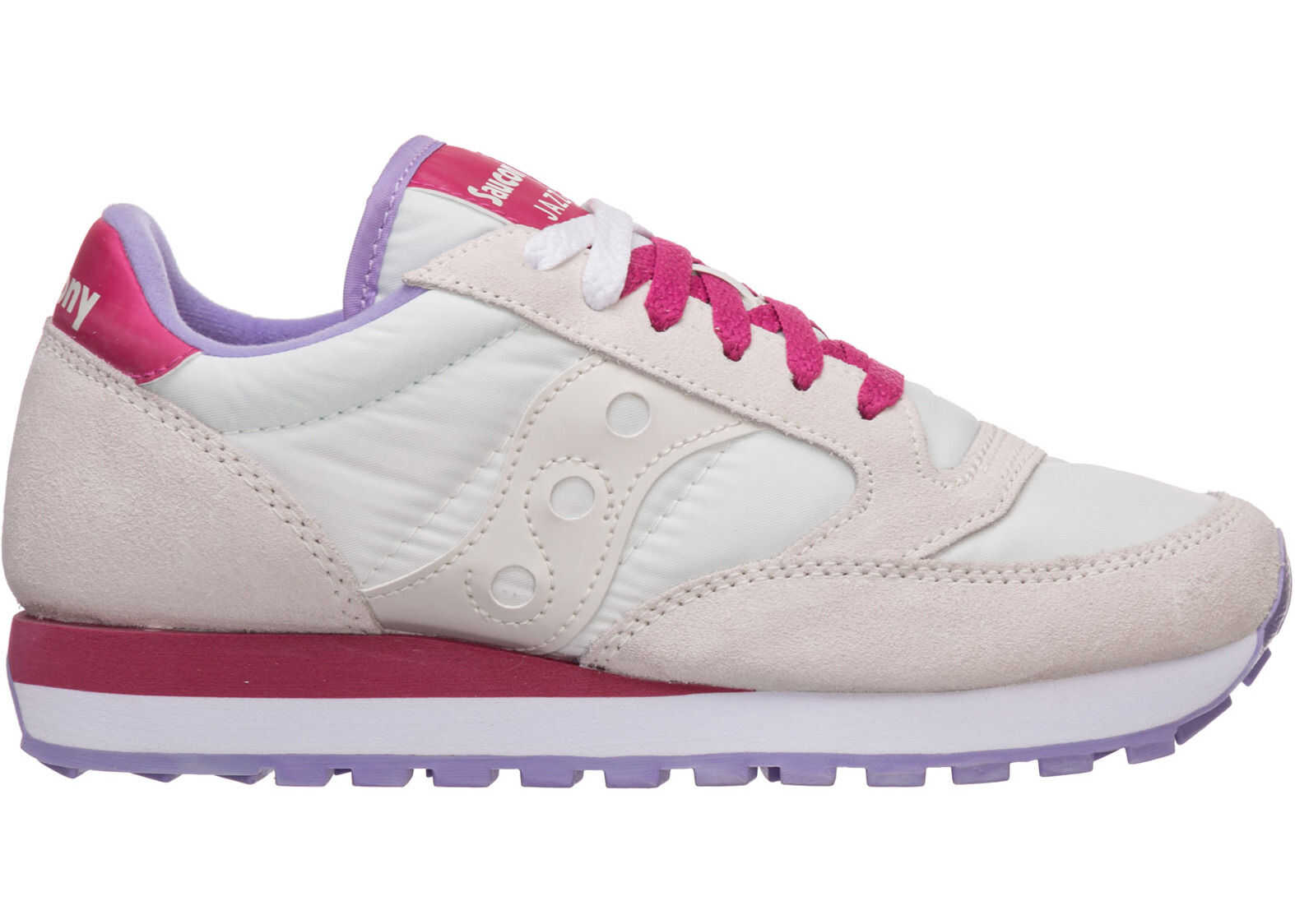 Saucony Trainers Sneakers White