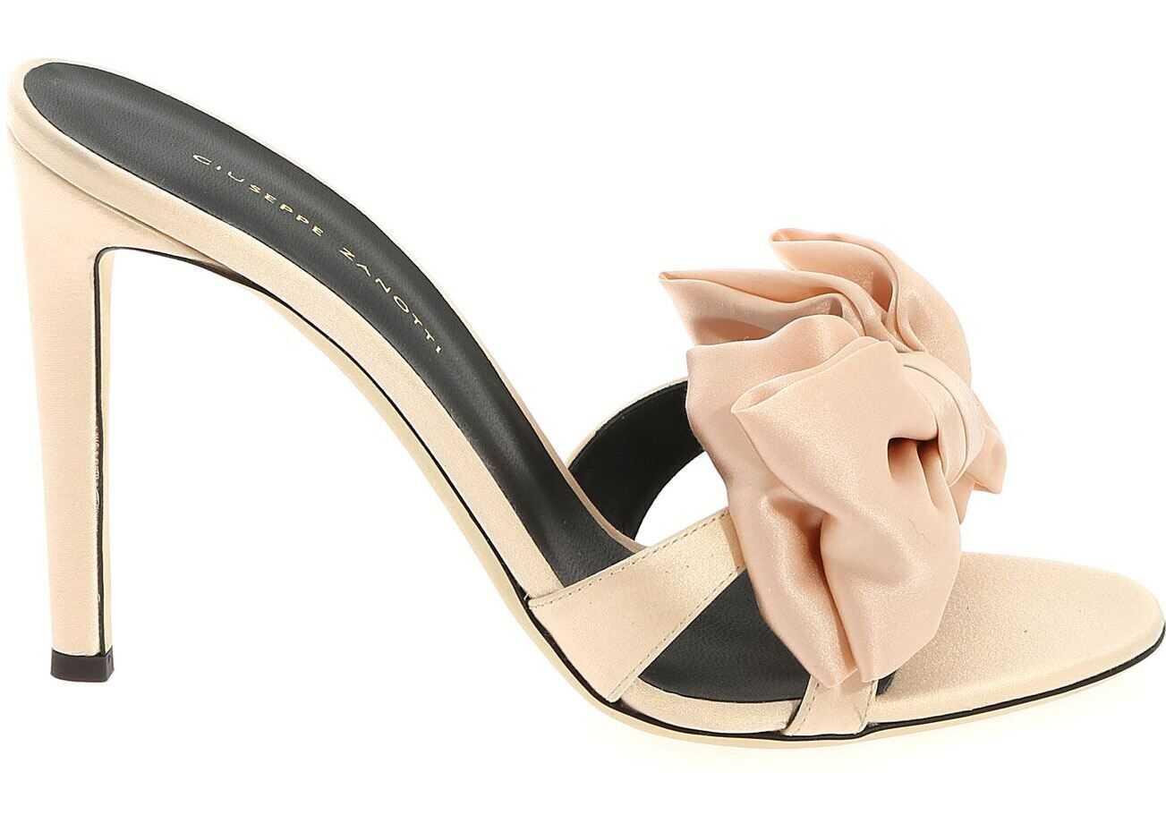 Giuseppe Zanotti Hanna Sandals In Pink Pink