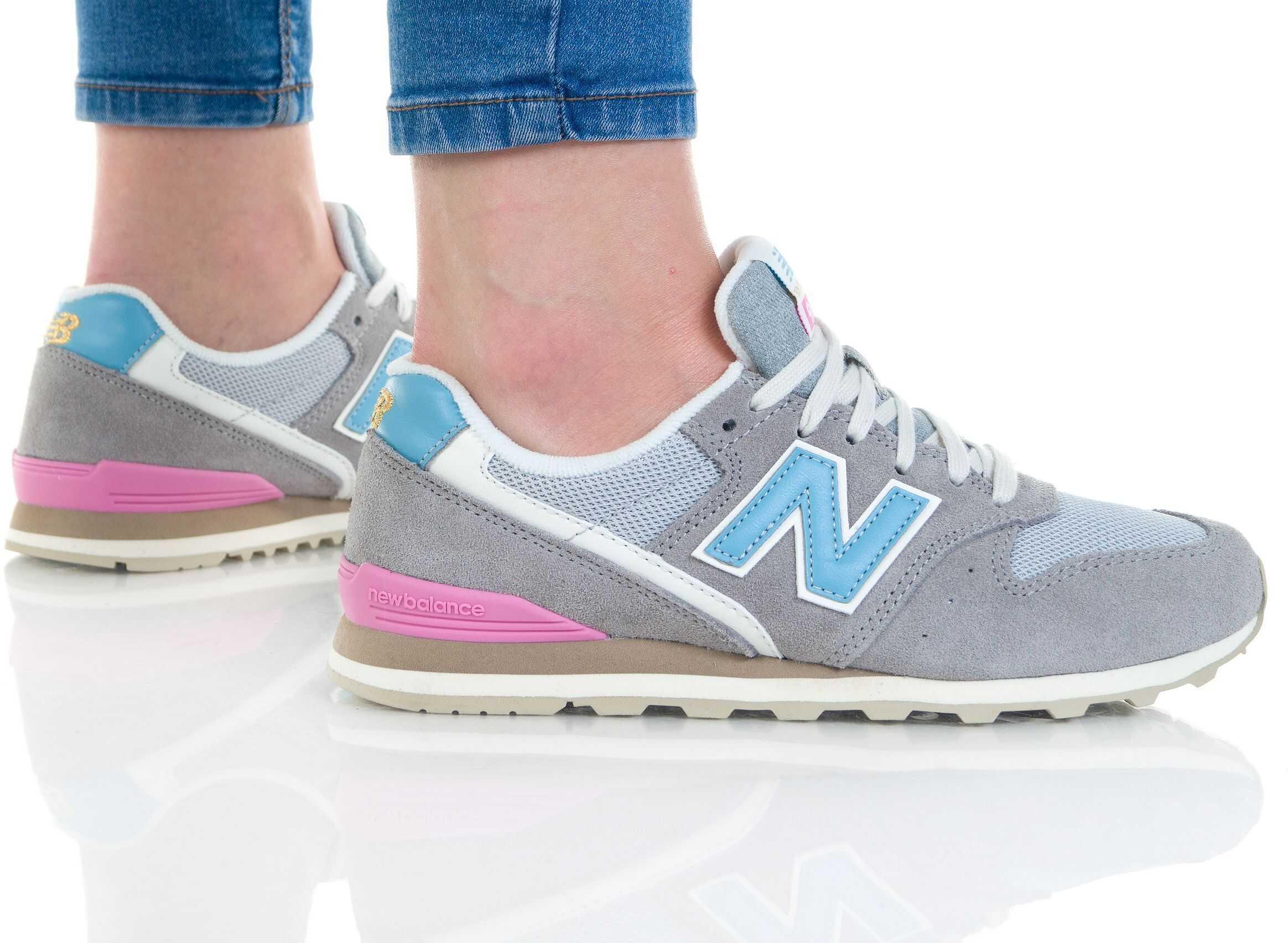 New Balance 996 Gri/Argintiu