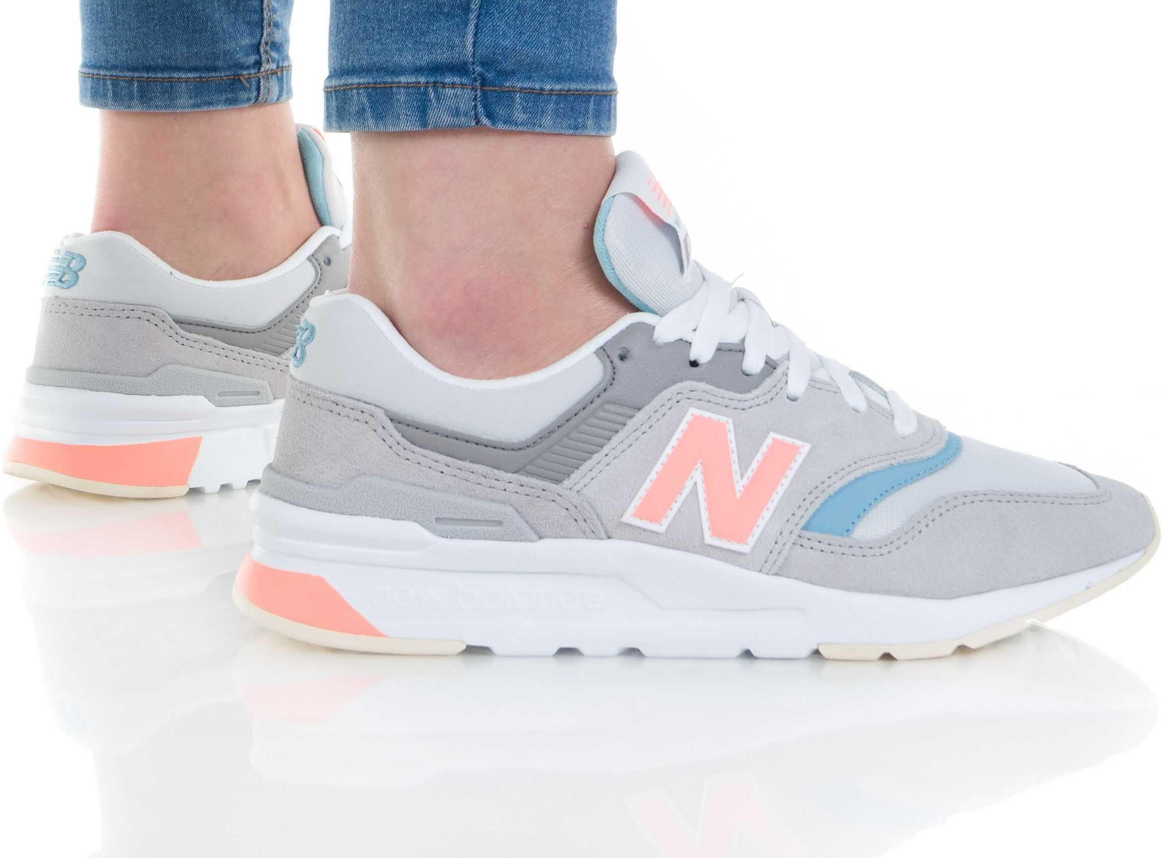 New Balance 997 Gri/Argintiu